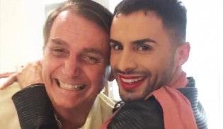 Famoso maquiador gay comemora saída das diretrizes LGBT dos Direitos Humanos