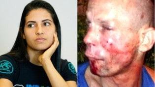 Efeito Bolsonaro: Bandido se dá mal com lutadora de MMA