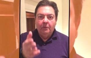 Retrospectiva demonstra que Bolsonaro há muito tempo é o alvo de Faustão (Veja o Vídeo)