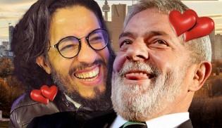 """Lula em carta a Jean Wyllys pede """"pasciencia"""" e declara o seu """"amor"""""""