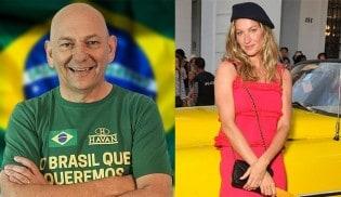 Luciano Hang ataca Gisele Bündchen e lembra da modelo em Cuba homenageando Che