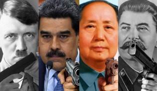 Todas as ditaduras desarmaram os seus cidadãos