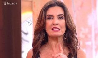 Fátima Bernardes, lacradora em queda livre, vide Fernanda Lima (Veja o Vídeo)