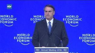 A realidade sobre o discurso de Bolsonaro em Davos, desmente a trupe da má fé