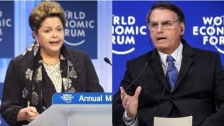 Bolsonaro em Davos: A tragicômica amnésia da esquerda