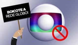 É guerra! Empresa que anunciar na Globo será boicotada pela população (Veja o Vídeo)