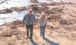 Pimenta e Gleisi, juntos em Brumadinho: um desrespeito com a memória das vítimas (Veja o Vídeo)
