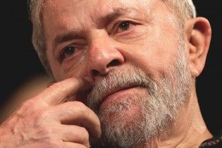 """O mero oportunismo da """"saidinha"""" de Lula e a ausência nos enterros dos irmãos João e Odair"""