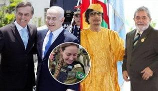 Carta Aberta de um Guia Turístico de Israel aos Psicopatas Canalhas do Brasil
