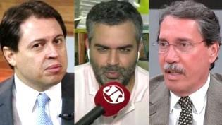 Derrota de Renan traduz o notório despreparo de nossos comentaristas políticos (Veja o Vídeo)