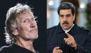 Cantor britânico do '#EleNão' defende ditadura de Maduro nas redes sociais
