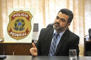 Novo Superintendente da PF no Paraná quer que Lula vá para um presídio