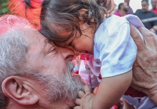 E agora Lula, o que você vai dizer para Analua, a sua bisneta?