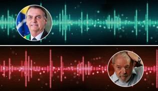 O abismo moral entre Lula e Bolsonaro nos áudios vazados