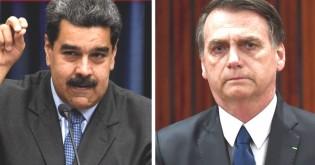 O inadmissível ataque venezuelano ao Brasil (Veja o Vídeo)