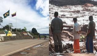 """Resposta àqueles que criticam o exército brasileiro por atuar na fronteira com a Venezuela e """"esquecer"""" Brumadinho"""