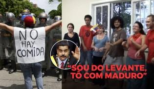 Defender Maduro é ser cúmplice moral de crimes contra a humanidade