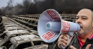 Sindicatos pelegos e advogados canalhas expulsam a FORD do Brasil
