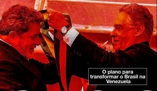 O grande avalista do regime que destruiu a Venezuela não foi Lula... Foi FHC