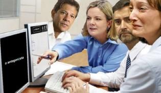 "Petistas viram leitores assíduos de ""O Antagonista"""