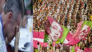 A Mangueira campeã, o enredo lacrador e o presidente da escola preso, comparsa de Cabral