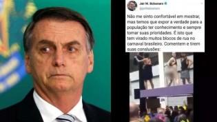 Jovem magistrada expõe com clareza o alcance da atitude de Bolsonaro ao expor o vídeo