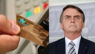 Entenda o caso do cartão corporativo de Bolsonaro, mais uma manipulação da grande mídia