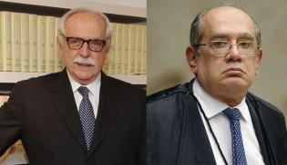 Impeachment de Gilmar protocolado por Carvalhosa tem 32 casos de quebra de decoro