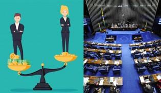 Empresas poderão ser multadas por discriminação salarial de gênero