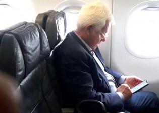 Dentro do avião, sogro de Rodrigo Maia foi avisado do mandado de prisão e tentou fuga
