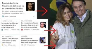 Perseguição orquestrada pela mídia fica evidenciada em ida de Bolsonaro ao cinema (Veja o Vídeo)