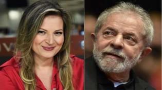 """Joice é a segunda pessoa a definir Lula como um """"imbecil"""""""