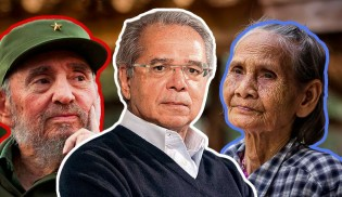"""Cuba tem taxa de suicídios entre idosos 114% maior que o Chile, mas as """"tchutchucas"""" do Fidel nunca se preocuparam com eles"""