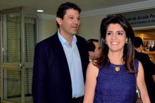 """Esposa de Fernando Haddad (PT) tem """"boquinha"""" de fundação no Maranhão"""