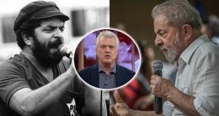 Com 30 anos de intervalo, duas entrevistas de Pedro Bial desvendam o plano macabro de Lula (Veja o Vídeo)