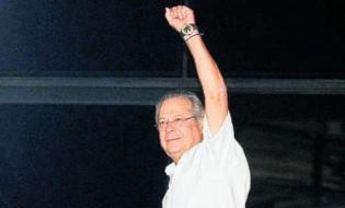 José Dirceu, a cabeça da serpente, volta para a Papuda no próximo mês (Veja o Vídeo)