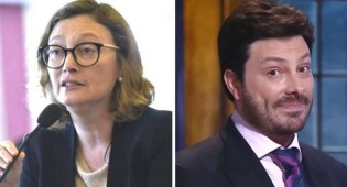 "Campanha ""Me Prende Junto"" apoia o humorista Danilo Gentili (Veja o Vídeo)"