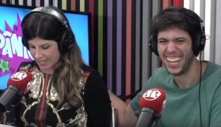 Renata Barreto explica porquê não é feminista e deixa Caio Coppolla admirado