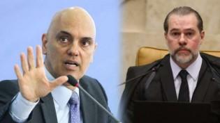 Toffoli e Alexandre cavam a própria sepultura e senadores resolvem pedir o impeachment (Veja o Vídeo)