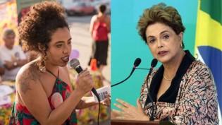 """PSOL dá mais um vexame: deputada imita Dilma e usa o """"ponto humano"""" (Veja o Vídeo)"""