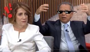 """Destilando ódio, Miriam Leitão apanha """"ao vivo"""" de Paulo Guedes na Globo News (Veja o Vídeo)"""
