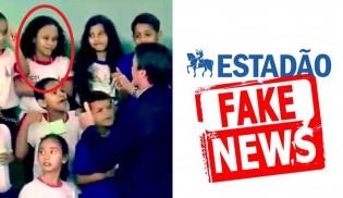 Estadão é desmascarado e se obriga a excluir fake news sobre Bolsonaro