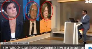 Bolsonaro anuncia revisão em patrocínios da Petrobras e jornalistas da Globo entram em pânico ao vivo (Veja o Vídeo)