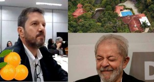 Mais um embuste petista: Laranja de Lula pede para vender o sítio