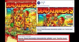 """""""Esquerdalha"""" usa banda para atacar Bolsonaro e é humilhada"""