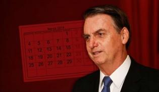 """Mídia fabrica matéria sobre """"pior mês de março"""" para criar atmosfera anti-Bolsonaro (veja os gráficos)"""