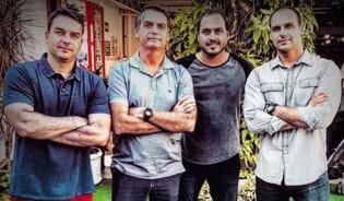 As multas de trânsito da família Bolsonaro e o cinismo da mídia tradicional