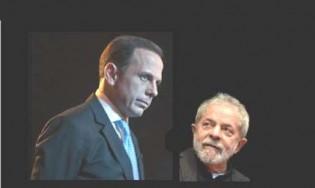 """Governador de SP erra ao atribuir a Lula """"processo avançado de esclerose"""""""