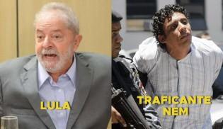 Só no Brasil: corrupto ensina administração pública e traficante ensina combate às drogas