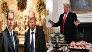 As mordomias inomináveis das autoridades brasileiras e uma comparação com os EUA